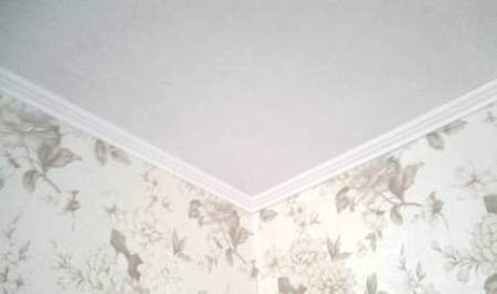 Багеты на потолок своими руками